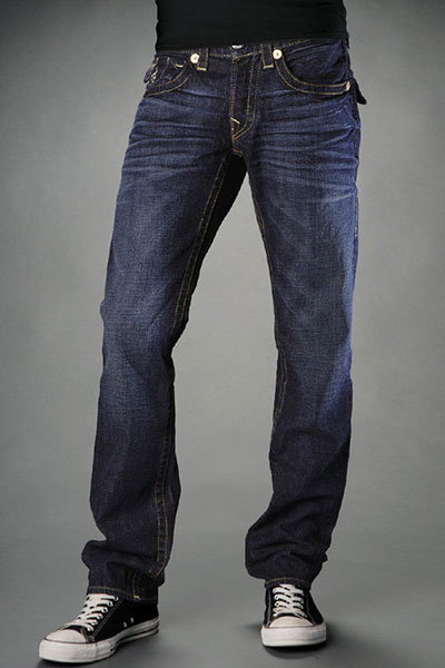 True Religion Mens Skinny Jeans