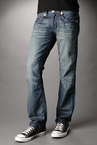 True Religion Slim Fit Jeans Men
