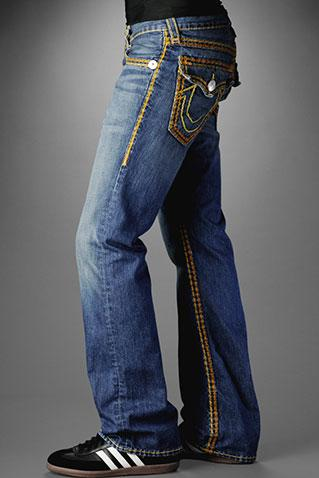 True Religion Jeans Straight Leg Men