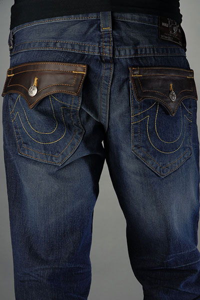 True Religion Bootcut Jeans Mens