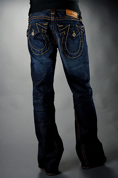 True Religion Flare Jeans Mens