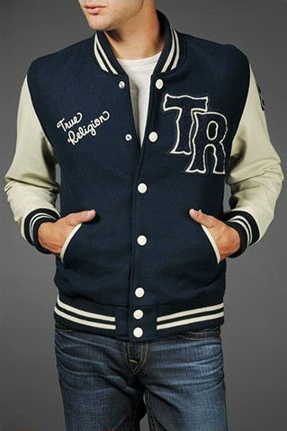 Mens True Religion Jackets