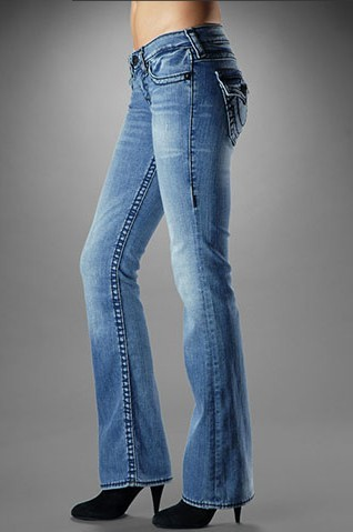 True Religion Womens Bootcut Jeans (out of stock)