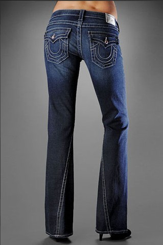 True Religion Jeans Flare Women