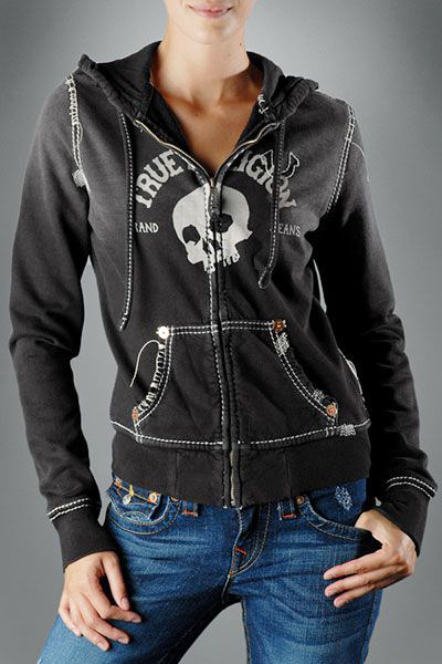 True Religion Hoodies Women